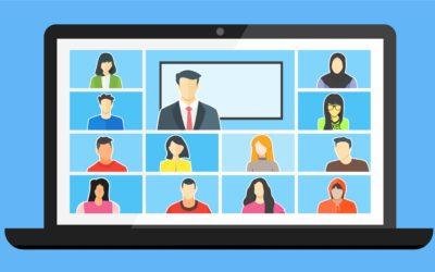 Évènements en ligne, quel format adopter ?